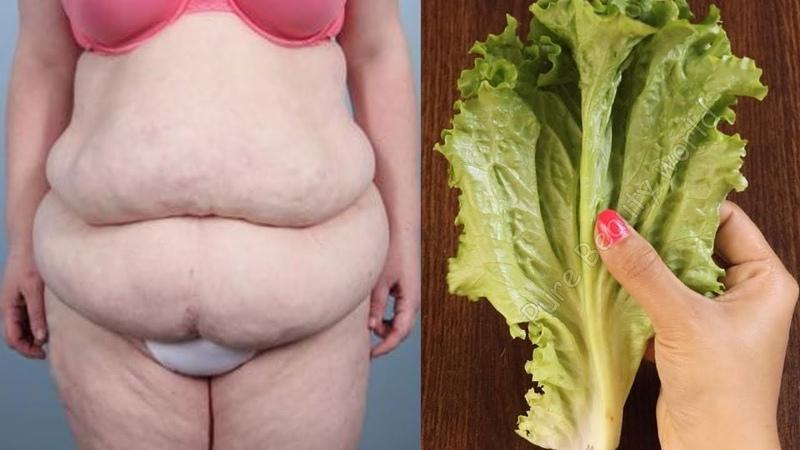 Невероятный ! Нет упражнений - нет диеты! Три волшебных ингредиента и жир с живота исчезнут!