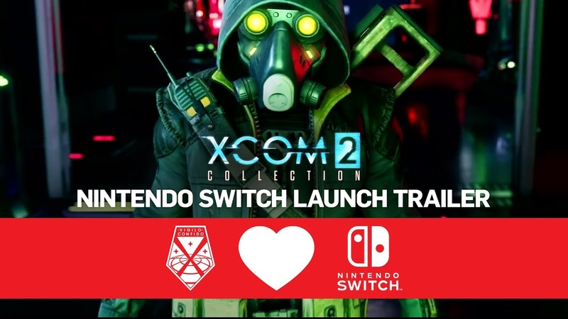 XCOM 2 Collection - Available Now on Nintendo Switch