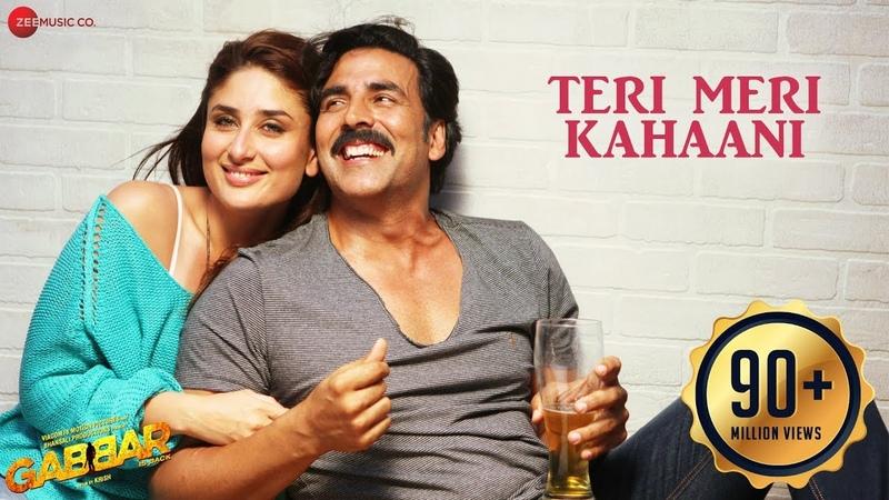 Teri Meri Kahaani Arijit Singh Gabbar Is Back Akshay Kumar Kareena Kapoor Chirantan Bhatt