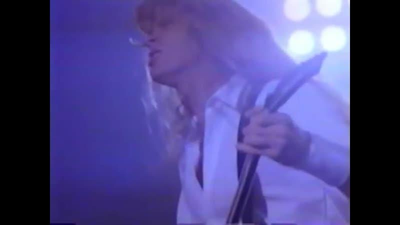 Надежда Кадышева feat Megadeth Окаянный Hangar 18