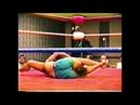 Kristie mixed wrestling