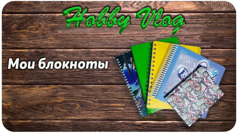 Хобби влог 9 Как я это делаю Мои блокноты по раскраскам Что крашу ваши запросы