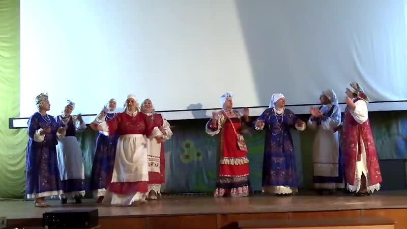 Как повадилась Параня - Фольклорный ансамбль «Верея», руководитель Климова Евгения Васильевна