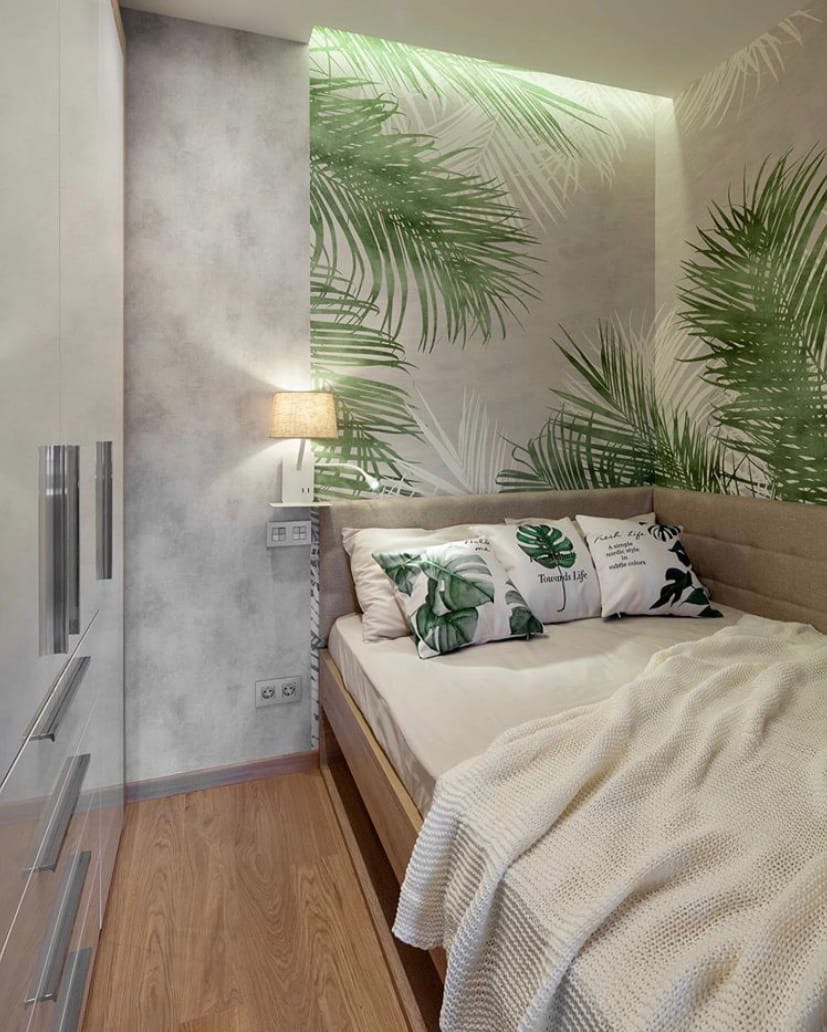 Безумно стильная и уютная квартира-студия