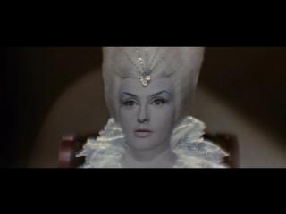 Снежная королева.1966 г. Детский фильм. Зимняя сказка. Г.Х. Андерсен.