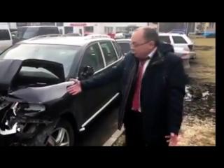 Боль мужа от разбитой женой машины (VHS Video)