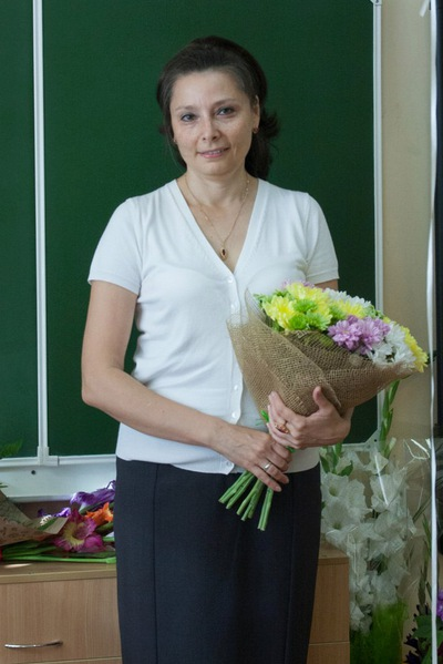 Ольга Чертова