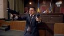 Зеленский в сериале мечтает сделать то, что уже сделал в 1993 году Ельцин