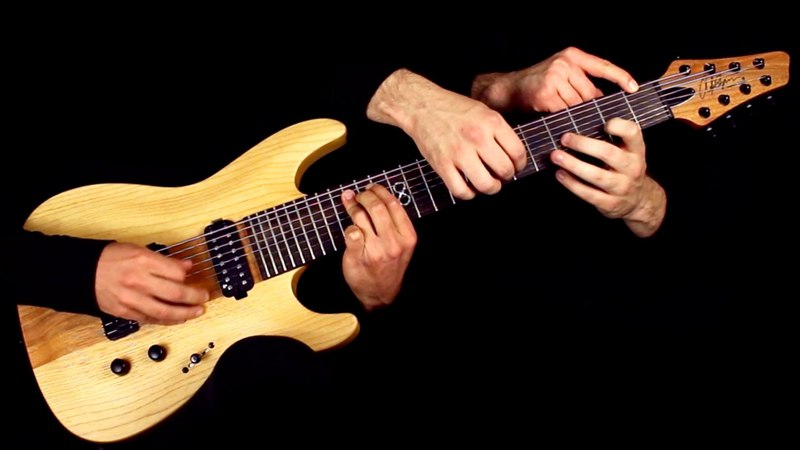 Metallica's One Played on One Guitar