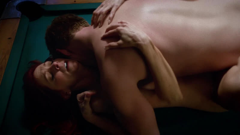 Кэрри Престон , Анна Пакуин - Настоящая кровь / Carrie Preston , Anna Paquin - True Blood ( 2008 - 2014 )