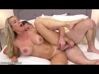 Brandi Love [ Mothers &  Cancer / Sunburn, Intimate haircut, Cumshot in mouth, Riding dick, Finger, Old with young, Pussy