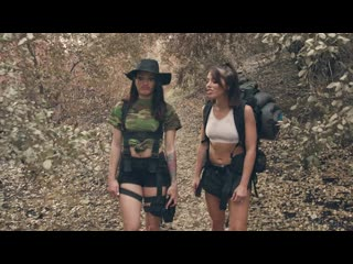 Adriana Chechik and Kissa Sins - Sapphic Curse Of The Crystal Skull [Lesbian]