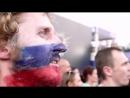 Эмоции болельщиков, которые пришли на фан-зону смотреть матч Россия-Испания.