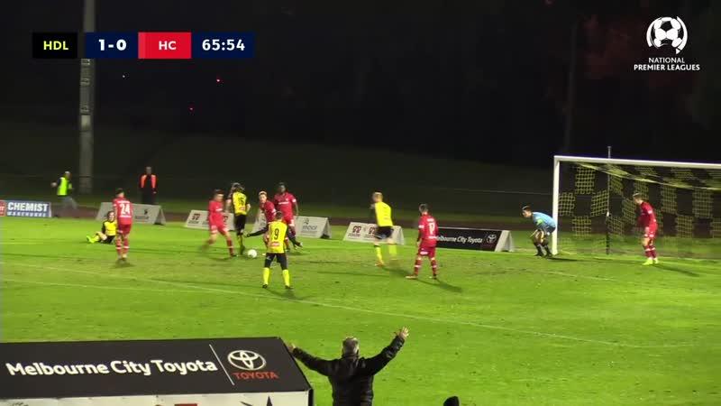 NPL Victoria Round 17, Heidelberg United vs Hume City