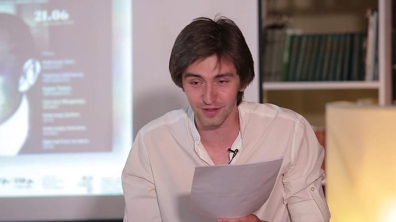 Дмитрий Константинов читает Даниила Хармса