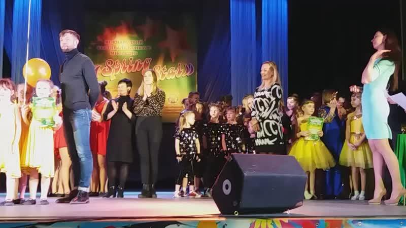 Ми виграли 1- місце танець Happy Ура ❤😃м.Харків (велика сім'я Зінаїди Бондар )