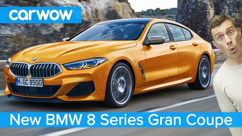 New BMW 8 Series Gran Coupe 2020 - see why its better than a Panamera AMG GT 4-door!