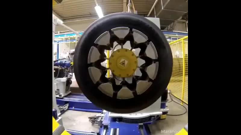 Система восстановления шин от компании Marangoni