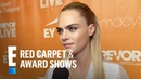 Cara Delevingne Celebrates Anniversary With Ashley Benson PDA Post | E! Red Carpet Award Shows