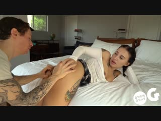 Stella Raee - Intense Hookup Sex Tape with Owen Gray [All Sex, H