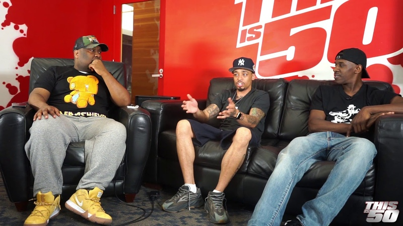 Cory Gunz on Why He Took a Break From Music Not Liking His Dad on Reality TV Spits Freestyle