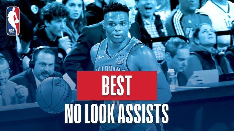 NBA's Best No-Look Assists | 2018-19 Regular Season NBANews NBA
