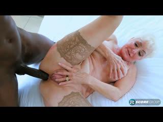 Seka Black - Love BBC in ass, mature anal porno