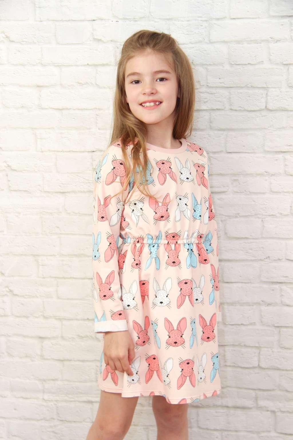 Платье Алиса размер 86-116 и 122-152