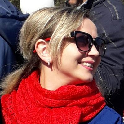 Екатерина Кривова