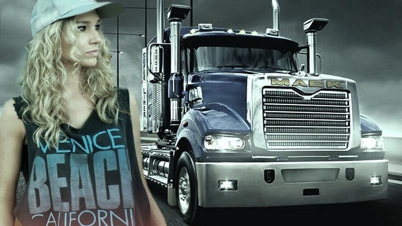 Супер Песня! Jaroom, Макс Вертиго, Юлия Королева - Я Вернусь! TruckGirl - Svetlana Novikova