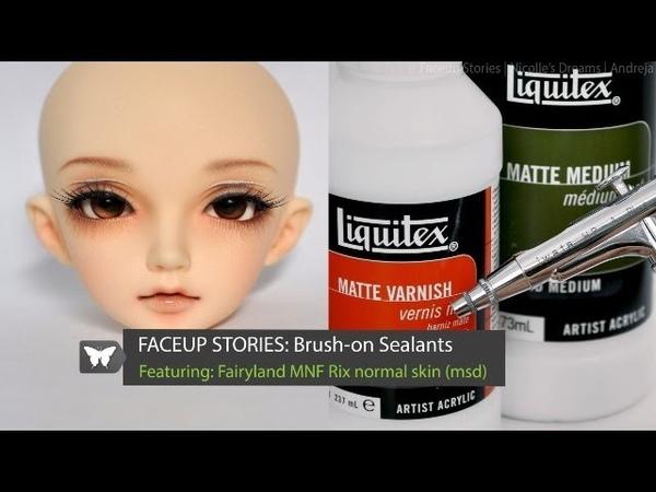 Faceup Stories: Brush-on Sealants
