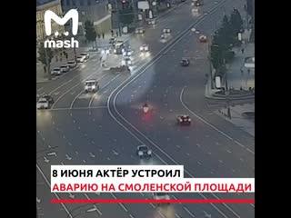 Михаил Ефремов получил два месяца домашнего ареста