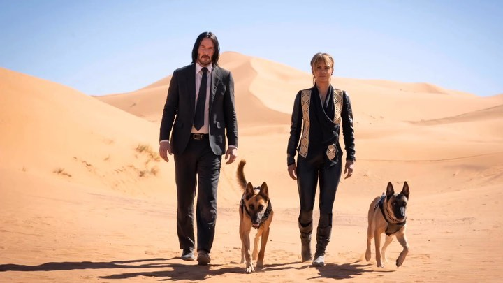 "IMDb on Instagram: ""Who saw JohnWick3 this weekend? The KeanuReeves action flick unseated AvengersEndgame and topped the charts at the domestic ..."