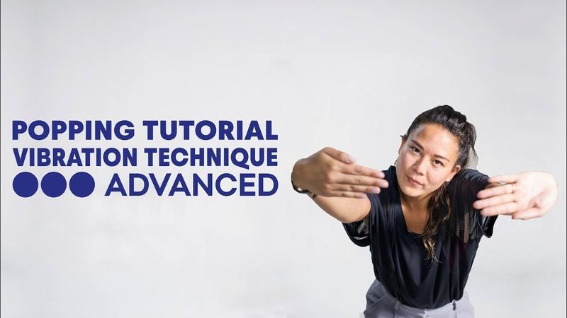 DeyDey Popping Tutorial 4 | Vibration Technique Advanced