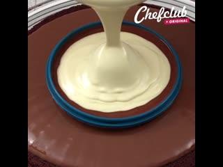 Украшаем торт как шеф-повар!