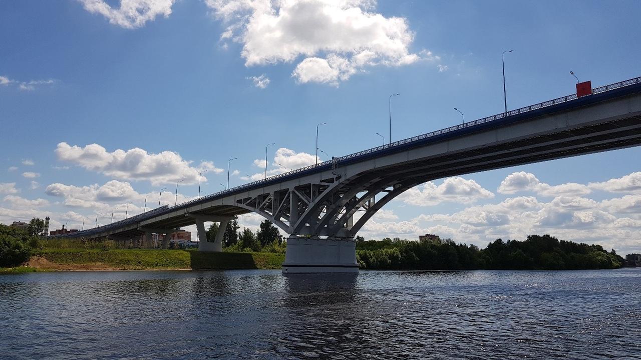Суд принял к производству иск, связанный с контрактом на строительство моста в Дубне