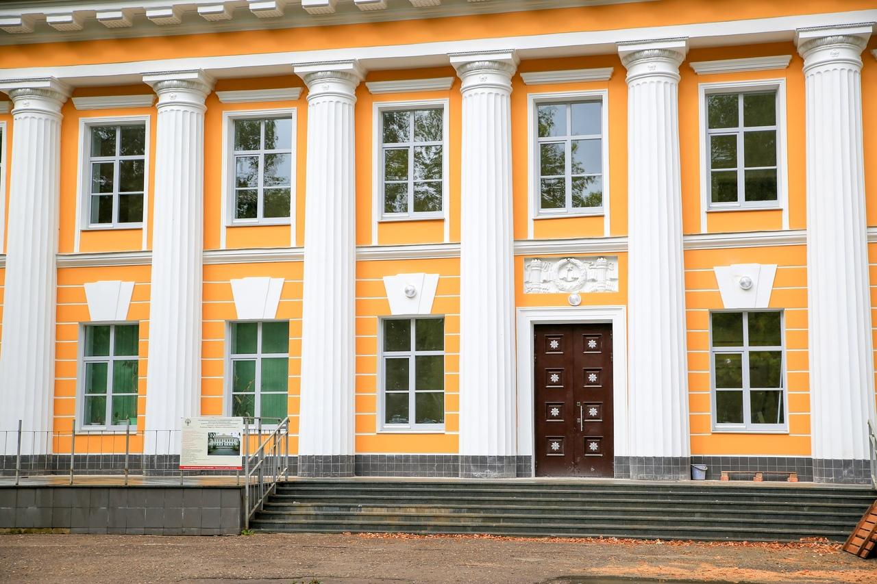 В Волжске реставрируют музей