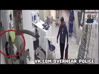 В Ульяновске, продавщица не заметила вора