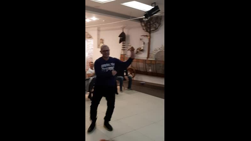 Жги, Семен!) Упражнение на высокую энергетику речи. Тренинг Харизматичный оратор, Петрозаводск, 16.09.19