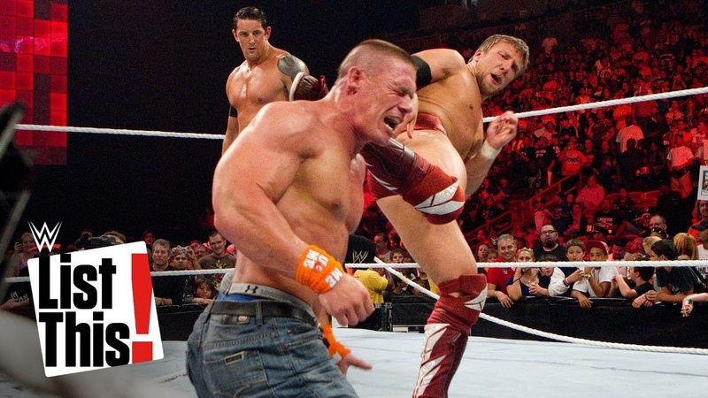 15 facts you may not know about The Nexus WWE List This
