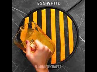 Крутые идеи из яиц