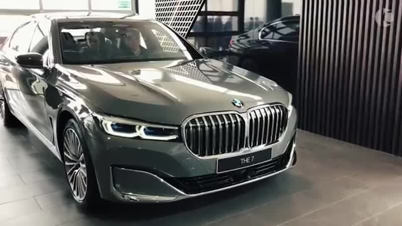 New BMW 7 Series 750Li 2020 Walkaround