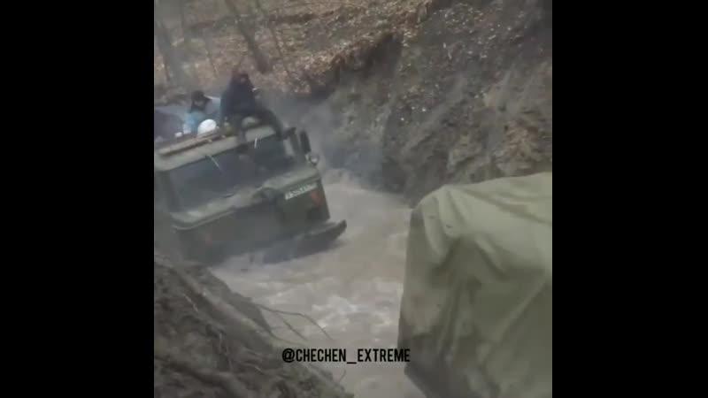 Чеченский OffRoad