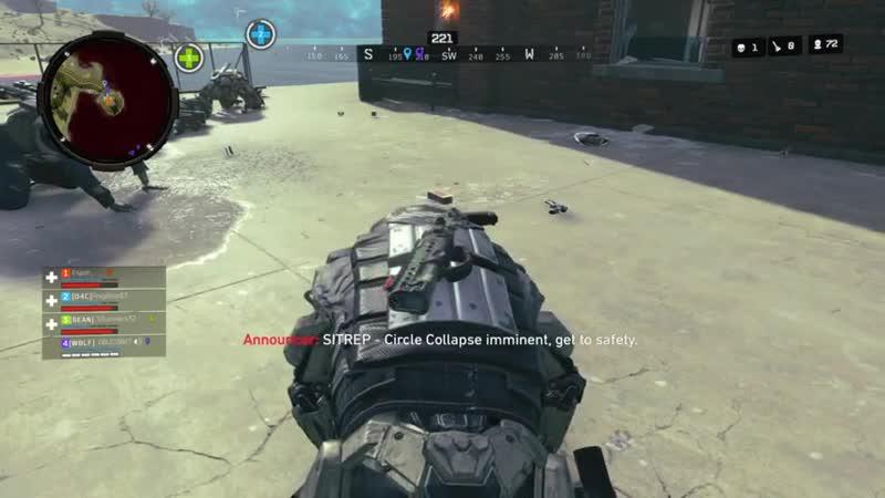 Pro monkey bomb play Black Ops 4