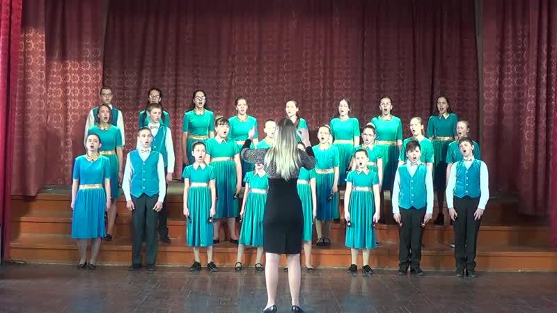 «Песня о солдате» муз. В. Мигули, сл. М. Агашиной, аранжировка для детского хора А. Снитко