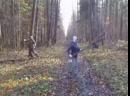 Расчистка лыжной трассы 19.10.19