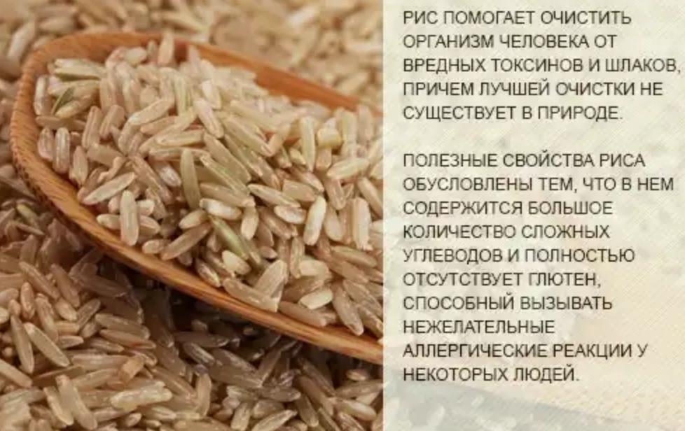 Чем Полезен Рис Для Похудения. Какой рис самый полезный для похудения