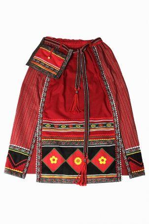 #костюмы_народов_мира_шейпори