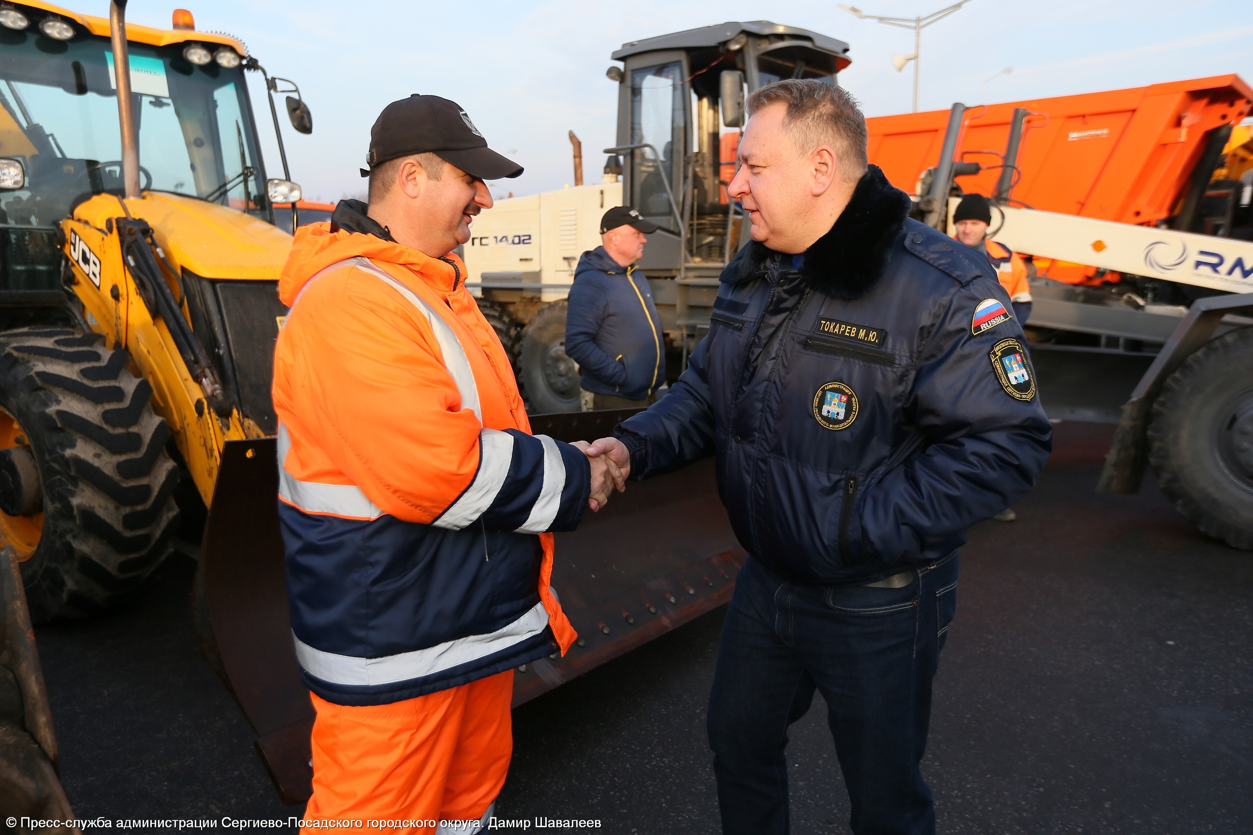 Михаил Токарев: «Сергиево-Посадский городской округ к зиме