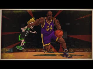 Record Music Video / Eliminate & Shaquille O'Neal - Tear It Up